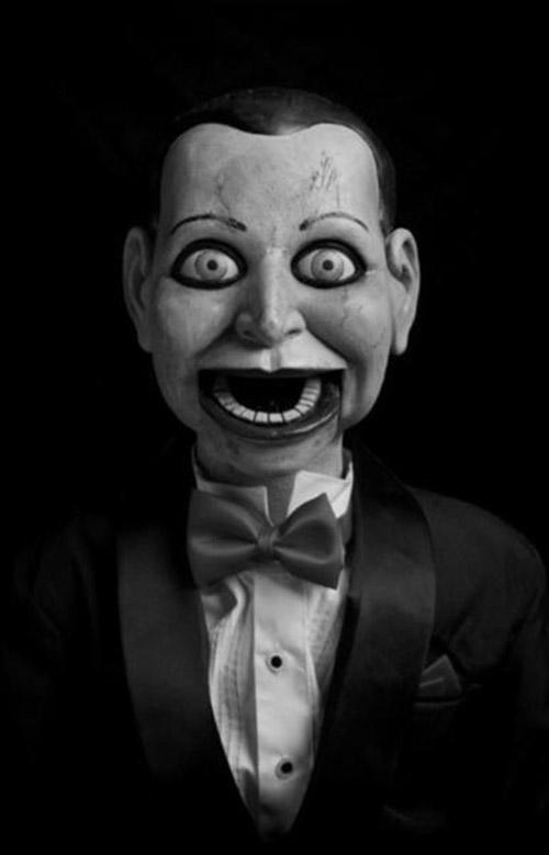 puppets-bw