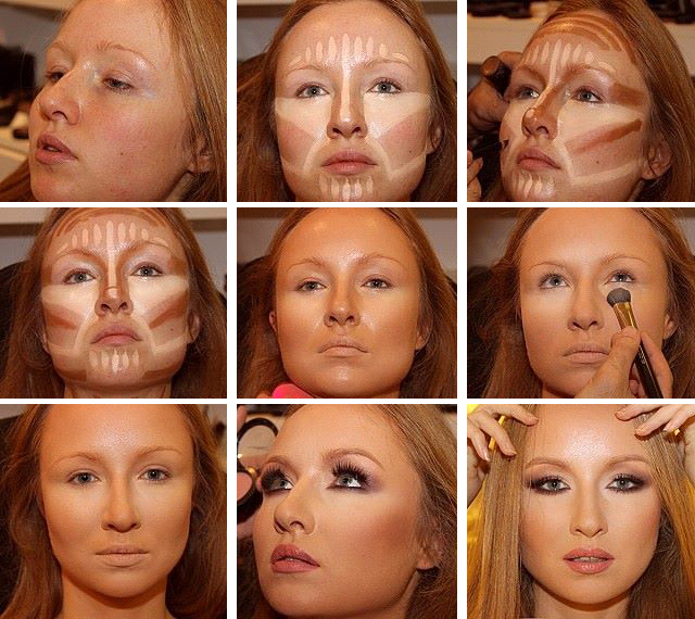 Why Professional Makeup Artists Say the Latest Contouring