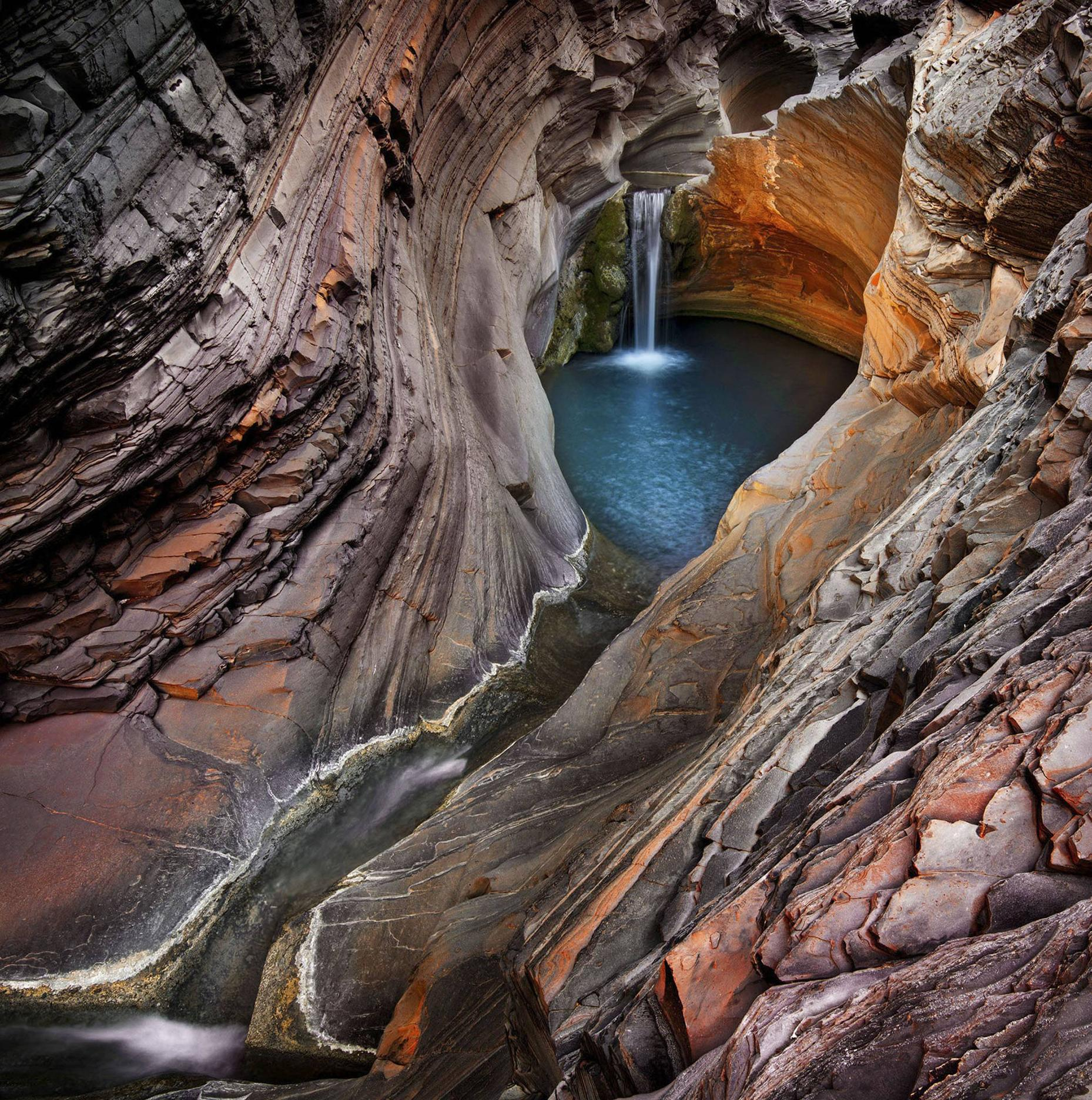 Caverns and Pools