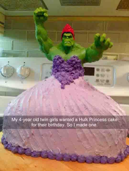 Hulk Princess