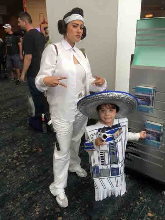 Mexican Star Wars, Needs More Juan Solo