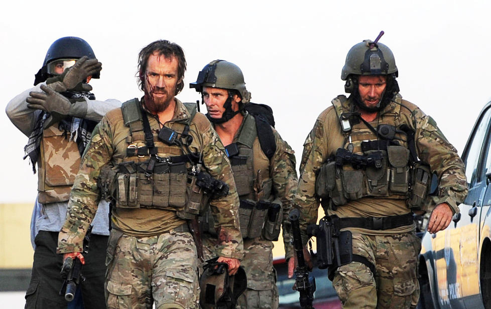 New Zealand SAS after 10 hour fight to death with Taliban suicide squad in Kabul