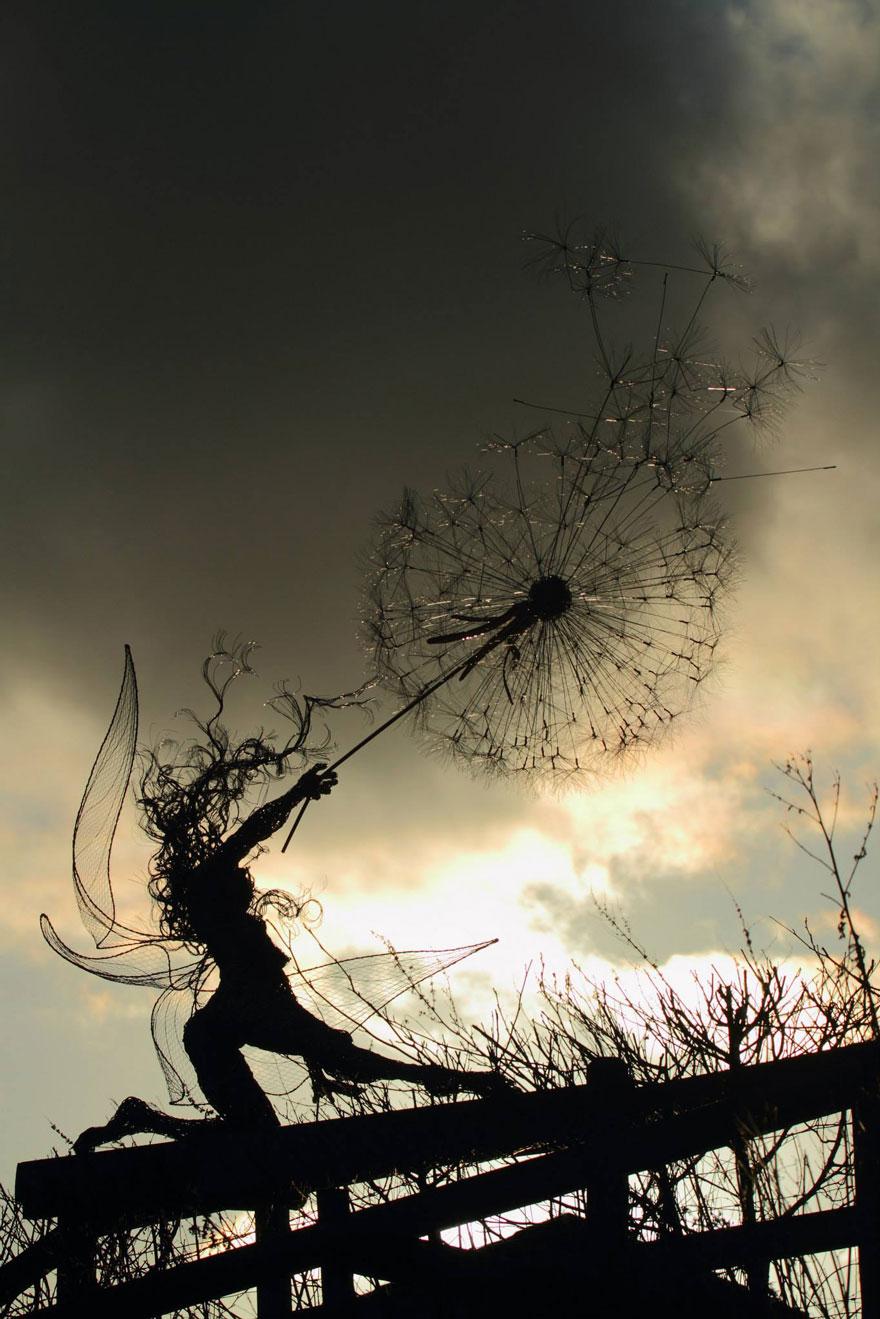 Real Alike Dancing Fairies