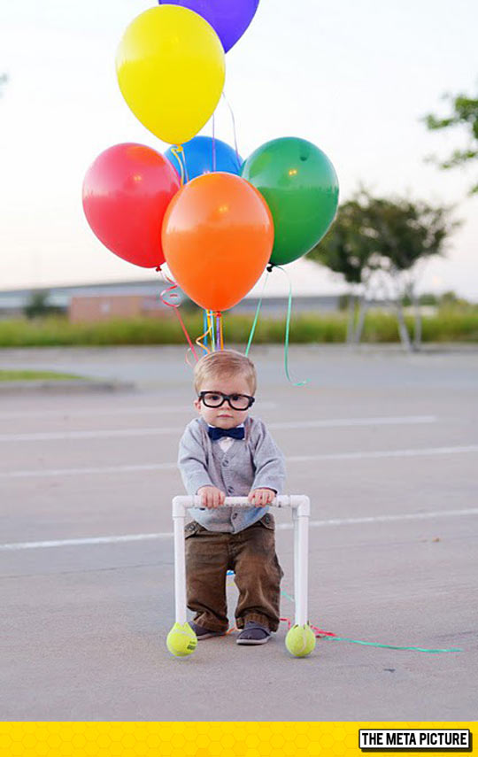 Cutest Up Baby Ever