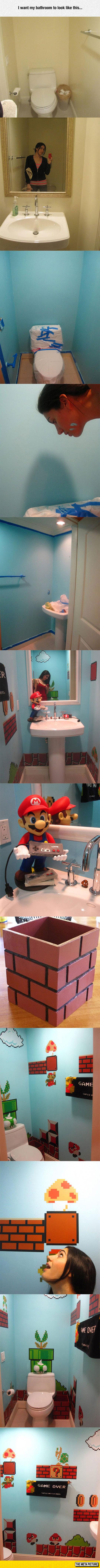 A Bathroom Like This