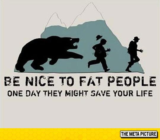 Be Nice To Them