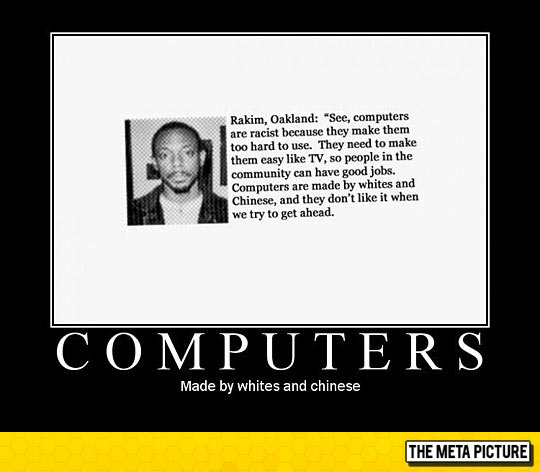 The Problem With Computers