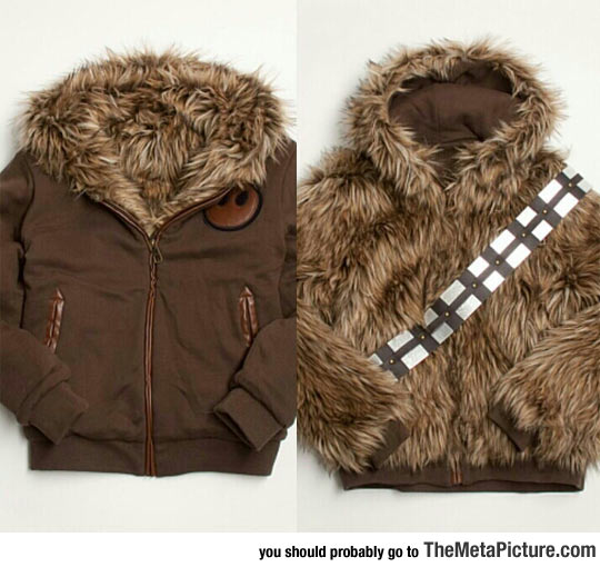 This Is By Far The Coolest Jacket Ever