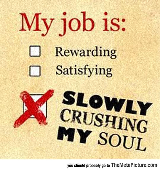 My Current Job