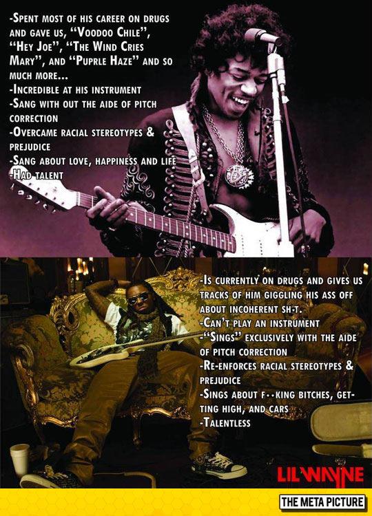 cool-modern-music-Jimi-Hendrix-Lil-Wayne