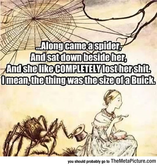 cool-spider-little-girl
