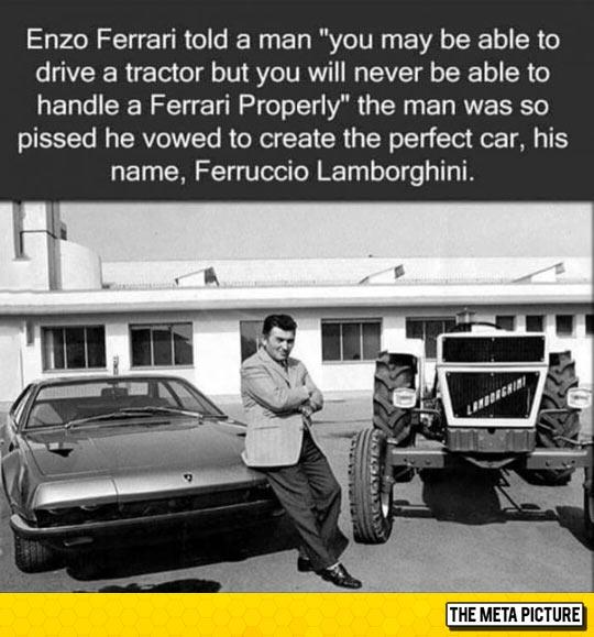 Ferrari Or Lamborghini