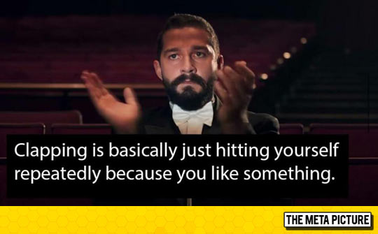 funny-Shia-Labeouf-clapping-hands