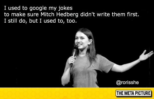 Mitch Hedberg Jokes