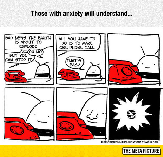 Debilitating Anxiety