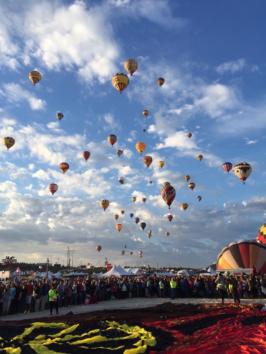 2015 Balloon Fiesta
