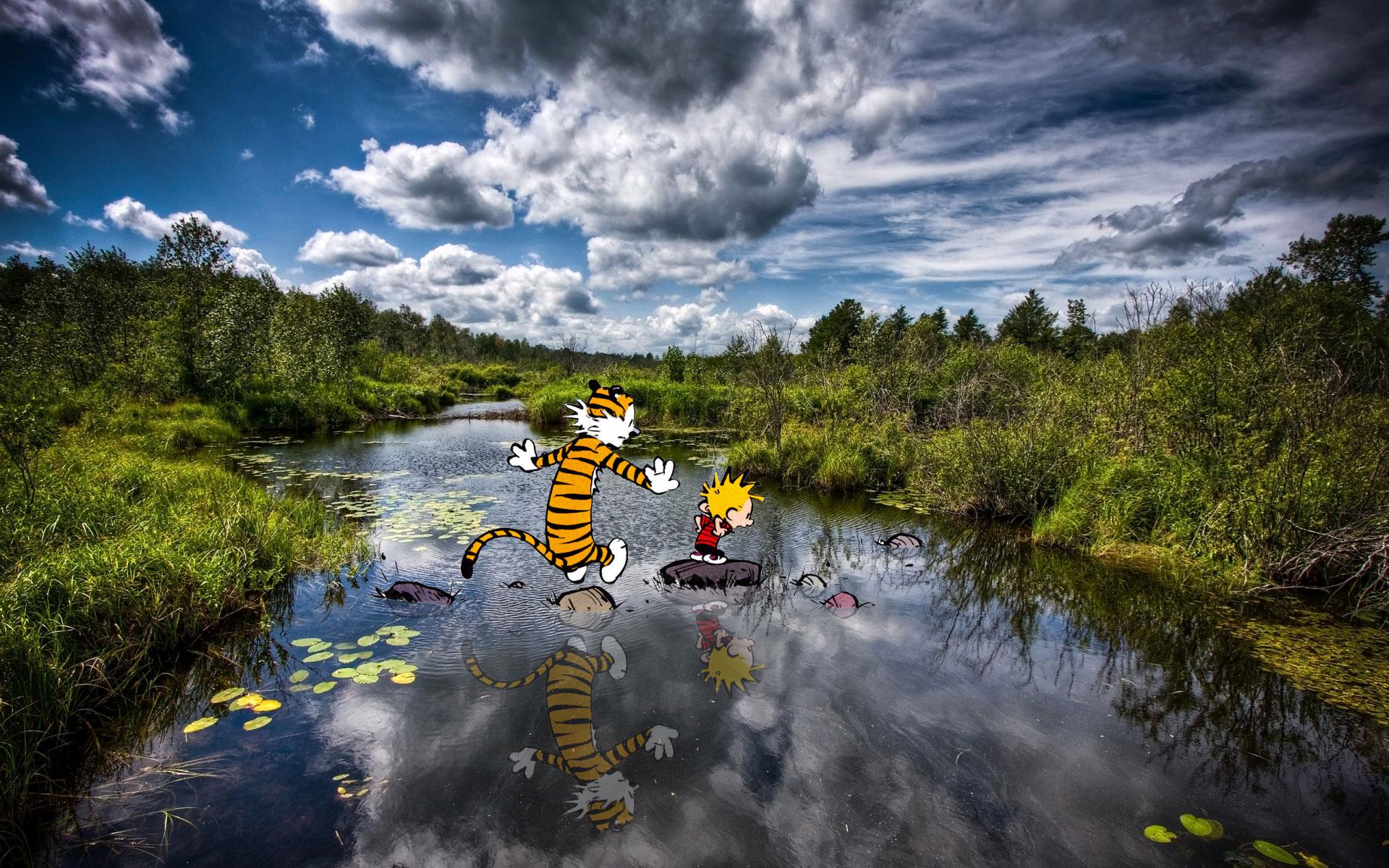 Calvin and Hobbes5