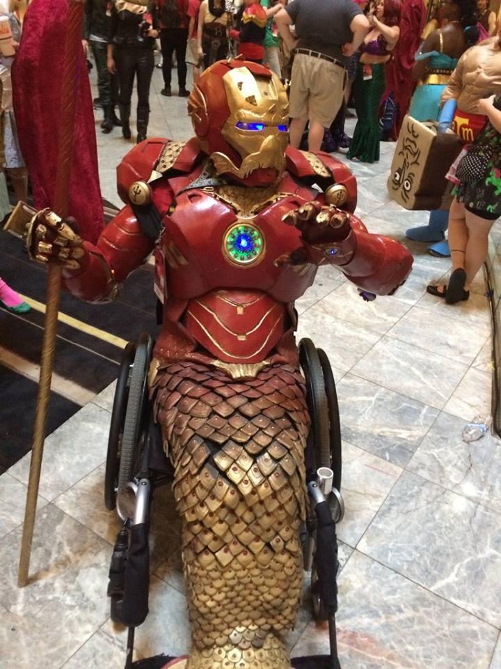 Iron Merman