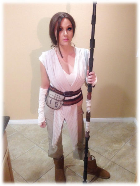 Rey Star Wars Cosplay