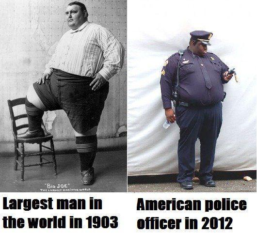 THE EVOLUTION OF OBESITY.