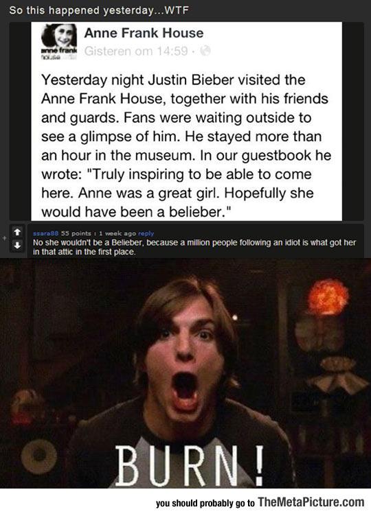 cool-Anne-Frank-house-Justin-Bieber