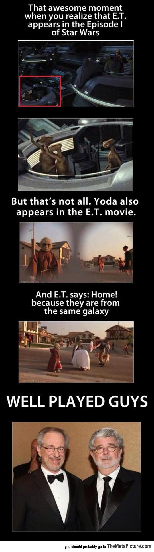 Epic Cameo Appearances