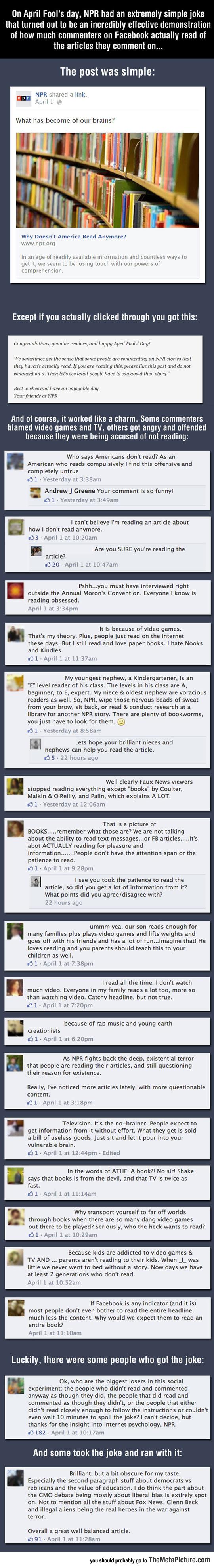 Brilliant Facebook Prank Tricks Dumb People Who Consider Themselves Smart
