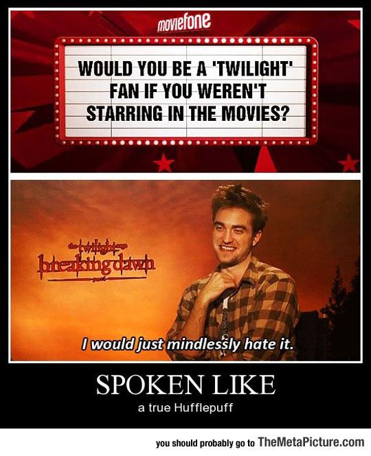 Would You Still Be A Twilight Fan?