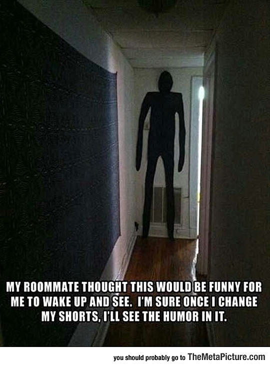 Morning Scare