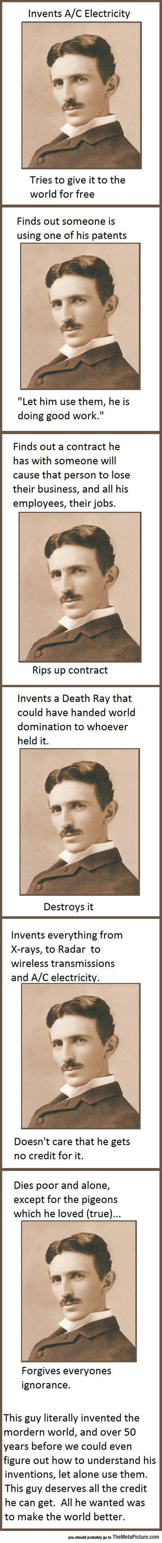 cool-Tesla-facts-electricity