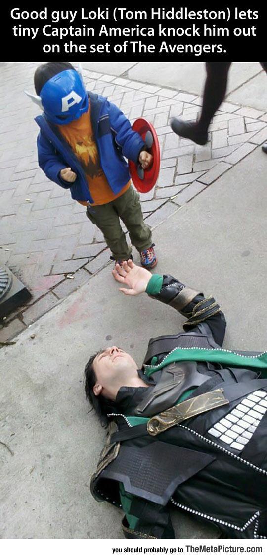 cool-Tom-Hiddleston-playing-kid-Loki