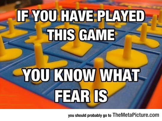 This Game Caused My Lifelong Fear Of Loud Sudden Noises