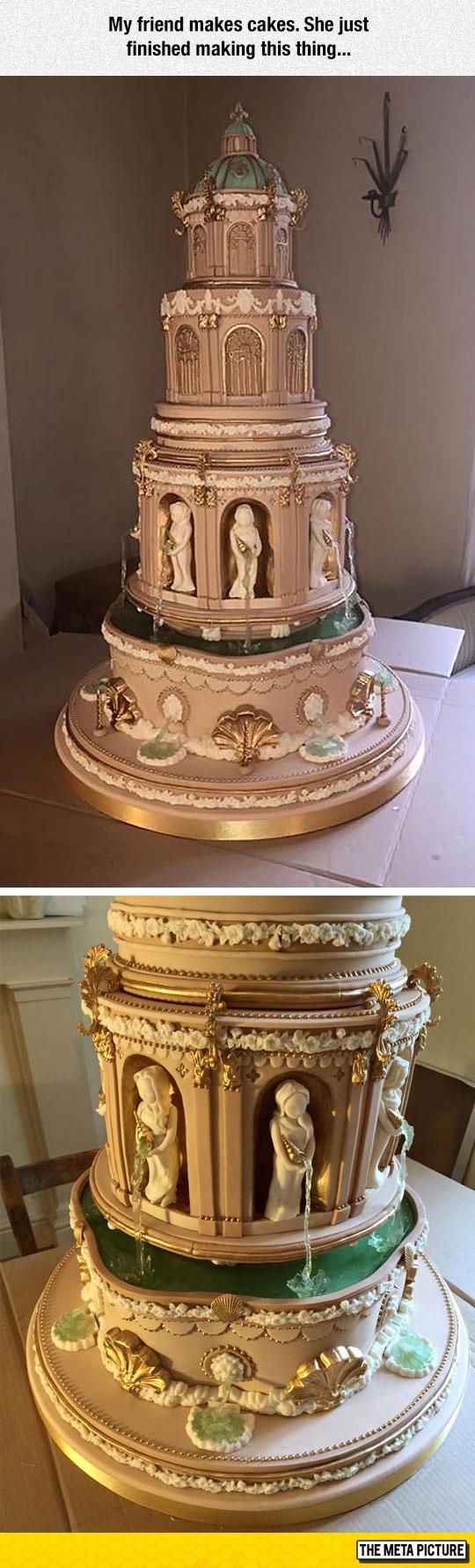 Pure Cake Epicness