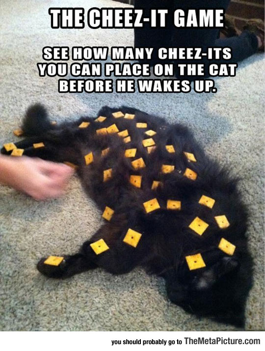 Cheez-It Game