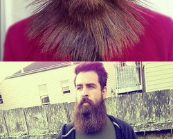 Who Knew You Could Do All This With A Beard?