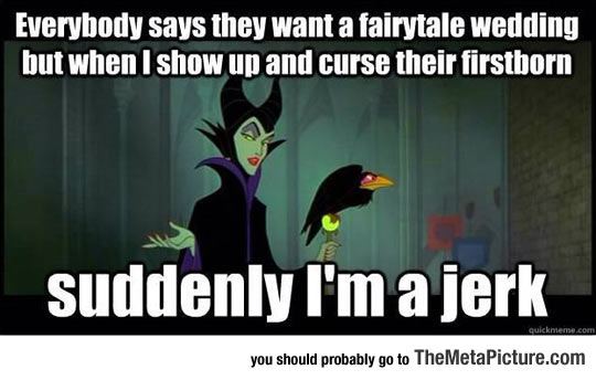 Fairy Tale Wedding Logic
