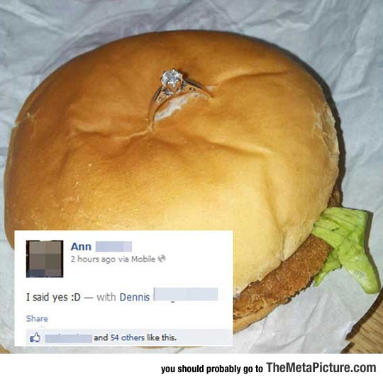 Just A Proposal In