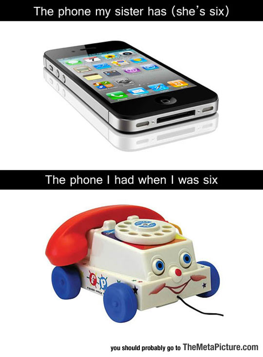 Phones For Kids These Days