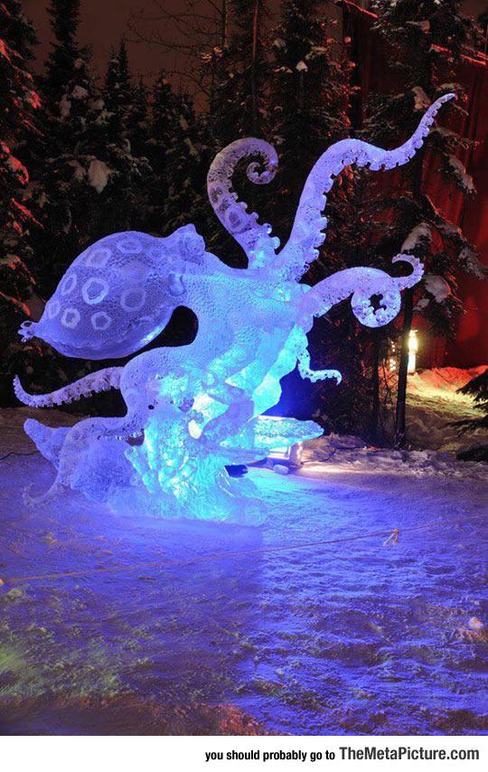 Ice Octopus