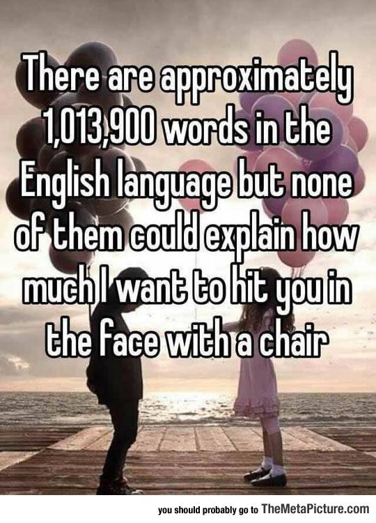 So Many Words