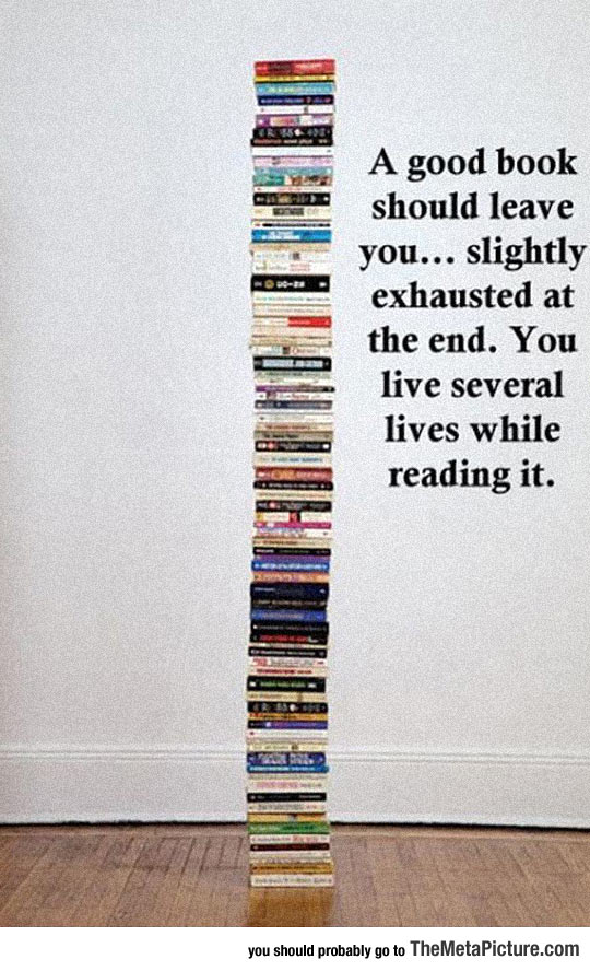 Truth About Good Books