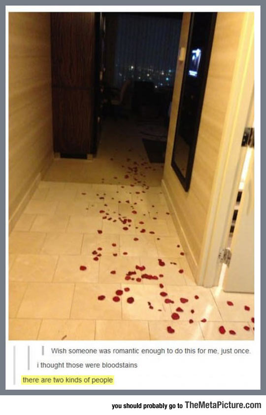 Not So Romantic After All