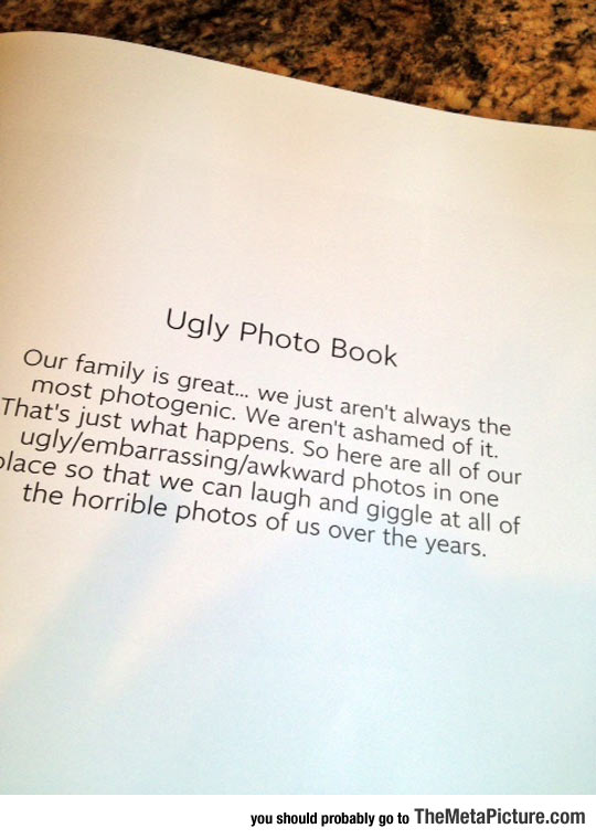 Amazing Idea For A Photo Book