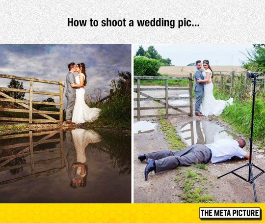 This Photographer Knows The Right Tricks