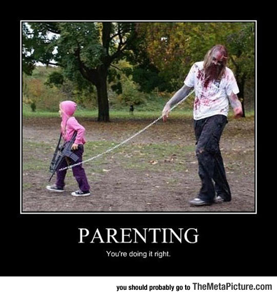 Good Parenting Example