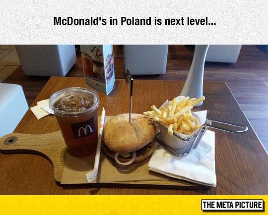 Next Level McDonald