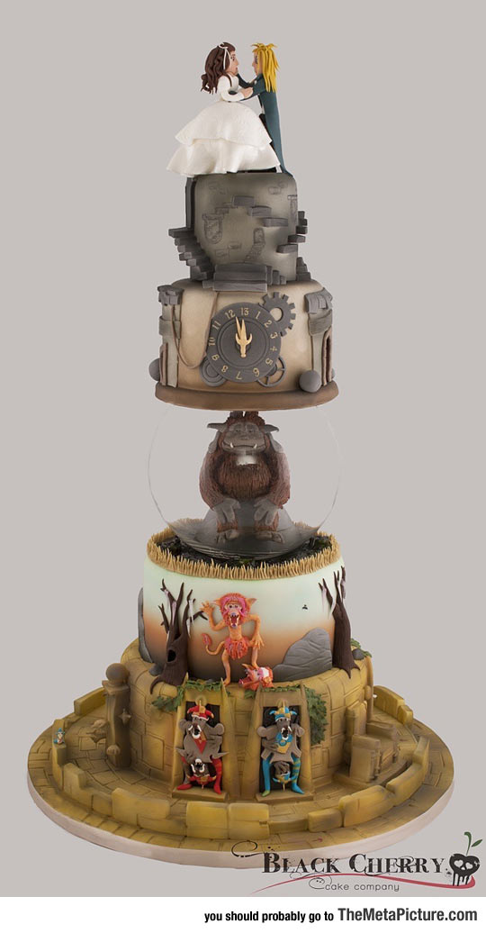 Labyrinth Cake, Truly Epic
