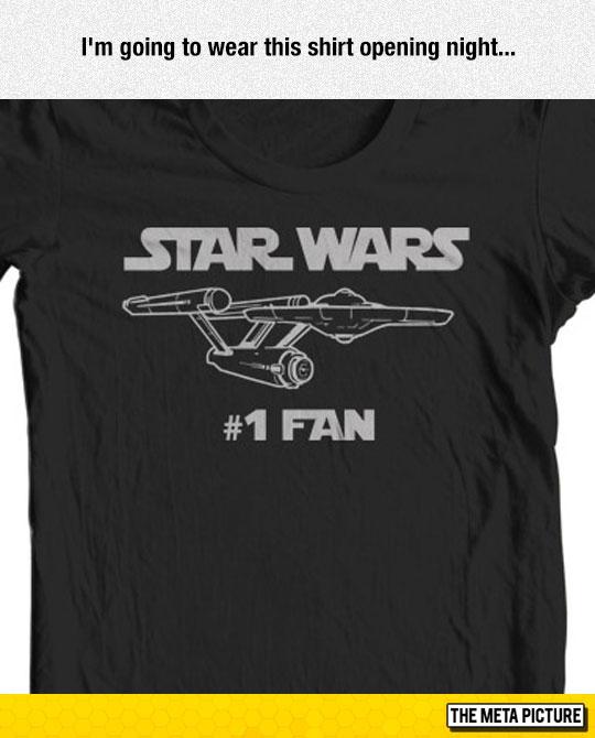 Trek Wars Fan