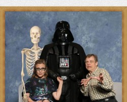 Skywalker Family Portrait