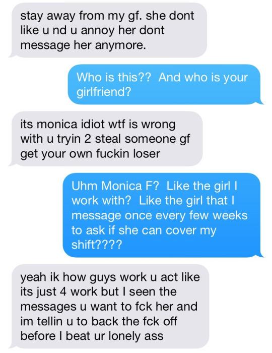 girlfriend and boyfriend texts